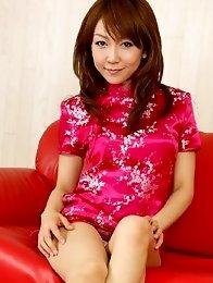 Cute japan maid Azusa Ito