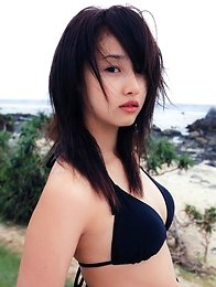 Erika Sawajiri poses in these misc pictures from AllGravure