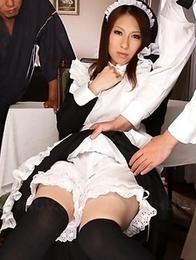 Himeki Kaede is a very nasty gal