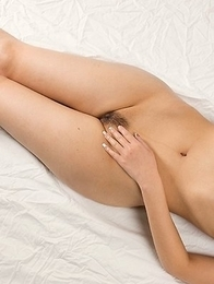 Slim seductress Saori Hirako shows her oily body and teases him a bunch