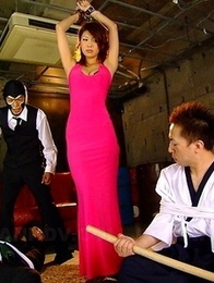 Milf Runa Sesaki gets nailed hard