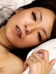 Erika Hiramatsu in a hot threesome