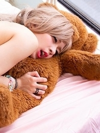 Rika Mari Gets Her Pussy Filled