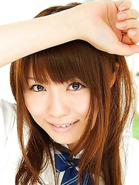 Say Hello to the hottest babe named Hazuki Kamino