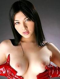Saori Hara will come back to you in your erotic dreams