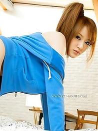 Will Mai Uzuki become your favorite Asian pornstar?