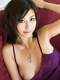Astonishing body is what Akari Asahina is famous for