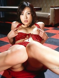 If you want to see great boobs, choose this babe named Nene
