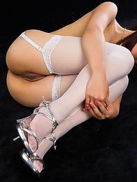 Shizuka Maeshiro is a helpless slut who cant get enough cock.